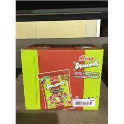 Case of Swizzels Squashies Cherry and Apple Flavor