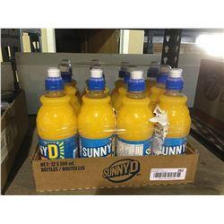 Case of Sunny D (12 x 500mL)