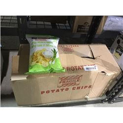 Case of Circle K Sour Cream and Onion Chips (12 x 66g)