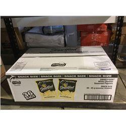 Case of Smartfood White Cheddar Seasoned Popcorn (36 x 45g)