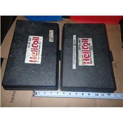 Lot of Helicoil Repair Kits