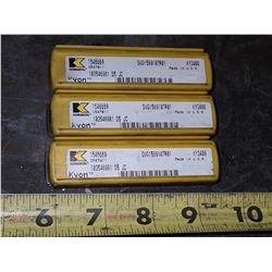 Kennametal Carbide Inserts