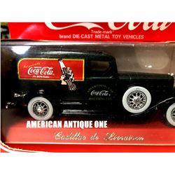 1991 USA Coca-Cola 1:43 Diecast Cadillac Liberison