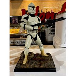 Limited 500 2010 Side Show Clone Trooper/Star Wars Face Change