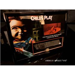 Chucky / Child Play Drone Blade!