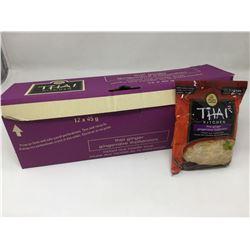 lot of 12x45g Thai kitchen, Thai ginger noodle soup