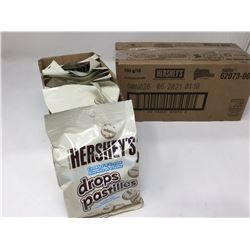 lot of 10x104g Hersheys cookies and creme drops