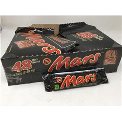 case of 48x52g Mars bars