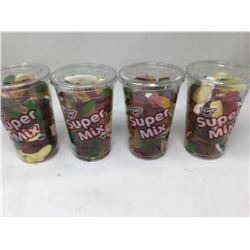 lot of 4x400g super mix candy