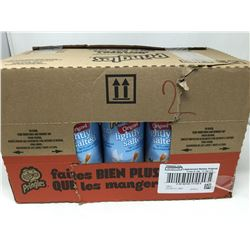 case 14x148g cans lightly salted original flavored