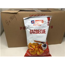 case of 8x180g Circle K Brbeque chips