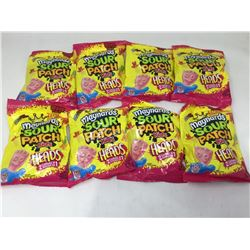 lot of 8x185g Maynard sour patch, 2 in 1 flavors
