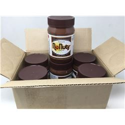 case of 6x510g No Nuts chocolate peabutter