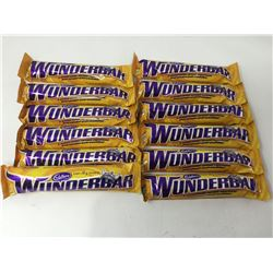 lot of 12x58g Cadbury Wonderbarcandy bars