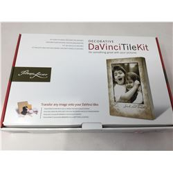 lot of 1x Da Vinci Tile Kit