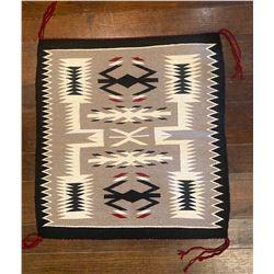 Daisy Tisi Navajo Storm Pattern Weaving