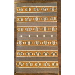 Annie Ashley wove this Beautiful Navajo Pine Springs Design Weaving!