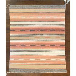 Beautiful Navajo Pine Springs Weaving