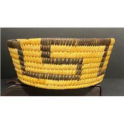 Tohono O'odham (Papago) Basketry Bowl