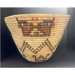 Very Large Hopi Basket