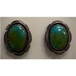 1980's L.M. Nez Royston Post Earrings