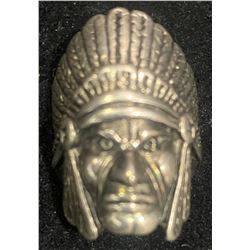 G & S Indian Head Ring 1985