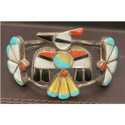 1960's Peyote Bird Zuni Bracelet