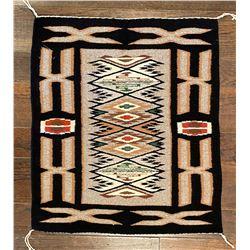 Handwoven Navajo Teec Nos Pos Weaving