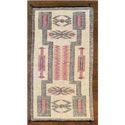 Navajo Raised Storm Pattern Rug
