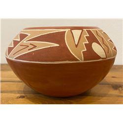 San Juan Pueblo Pot by Rosita Cata