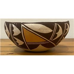 Acoma Bowl by CM Victorino