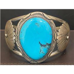 Circa 1980's Sleeping Beauty Bracelet
