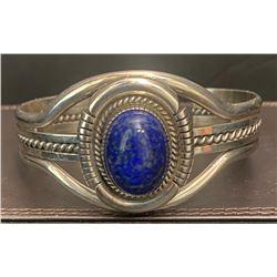 Large Lapis Bracelet