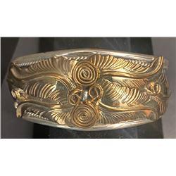 Navajo Bracelet by Allen Chee