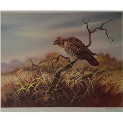 5 collectible prints of Robert Carver