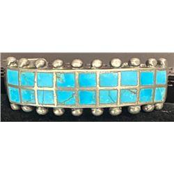 1930's Zuni Inlay Bracelet
