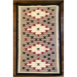 Navajo Weaving by Mary Tisi