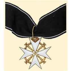 Medal - SWEDEN - ORDER OF SAINT JOHN