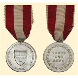 Medal - SWITZERLAND - The Federal Honour Medal 1815