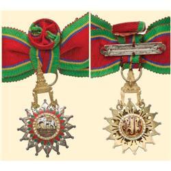 Medal - THAILAND - Order of the White Elephant