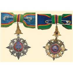 Medal - THAILAND - Order of the Crown of Thai