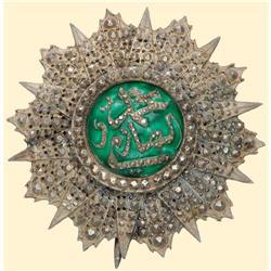 Medal - TUNISIA - ORDER OF NICHAN IFTIKHAR