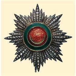 Medal - TURKEY - ORDER OF OSMANIA