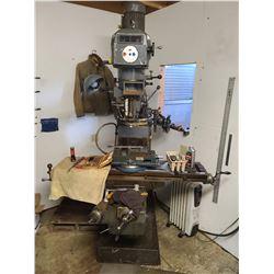 Lagun FTV-25 Vertical Milling Machine