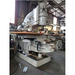 Cincinnati No. 4 Milling Machine