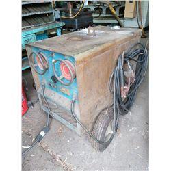 Hobart TR 300 Stick Welder on Pull Cart