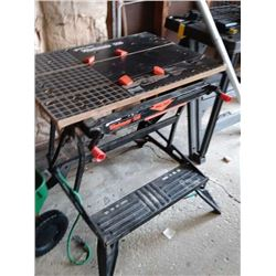 B & D WORKMATE 550 BENCH