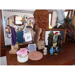 LARGE COLLECTION OF HOME DECOR & COLLECTIBLES