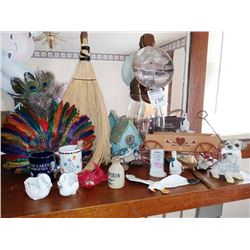 LARGE SELECTION ON DECOR & COLLECTIBLES