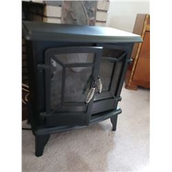 ANTIQUE STYLE ELECTRIC HEATER